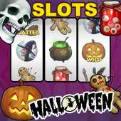 Creepy Halloween Slots icon