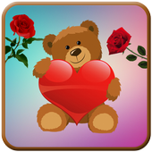 ♥♥ Teddy Love Stickers & Emoticons ♥♥ icon