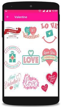 ♥♥ Teddy Love Stickers & Emoticons ♥♥ screenshot 5