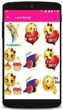 ♥♥ Teddy Love Stickers & Emoticons ♥♥ screenshot 2