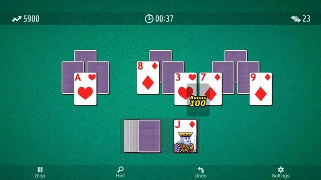 Solitaire: TriPeaks screenshot 1