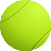Bouncing Tennis,Casual & Funny icon