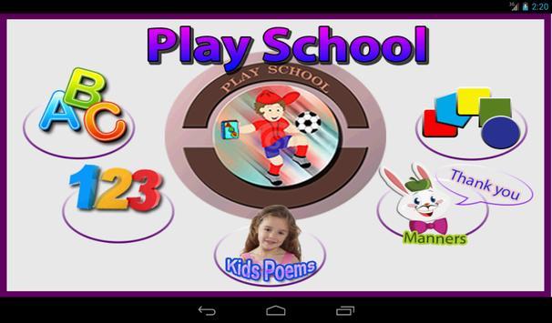 PlaySchool screenshot 3