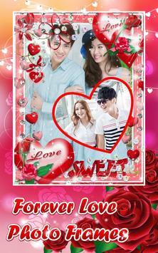 Forever Love Photo Frames screenshot 3