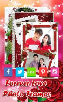 Forever Love Photo Frames screenshot 4