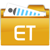 ET File Manager and Organizer 📁 icon