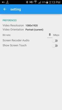 Magic Screen Video Recorder & Screenshot- No Root apk screenshot