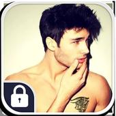 Sexy Men Lock Screen icon