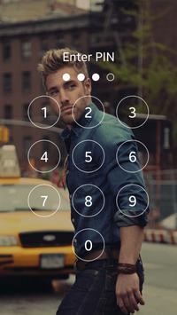 Sexy Men Lock Screen apk screenshot