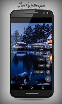 Dream Night HD Live Wallpaper screenshot 15