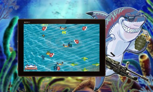 Hungry Shooting Shark screenshot 4