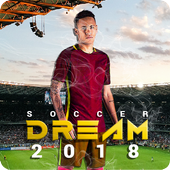 Dream soccer Football League - Dream Soccer Games icon
