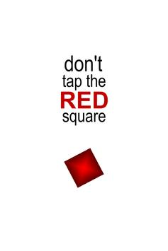 Don't Tap The Red Square apk screenshot