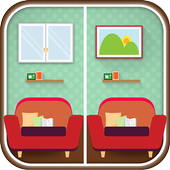 Find The Differences - Rooms 2 icon