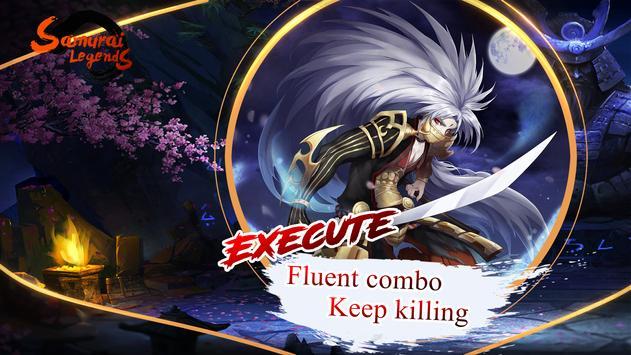 Samurai Legends screenshot 2