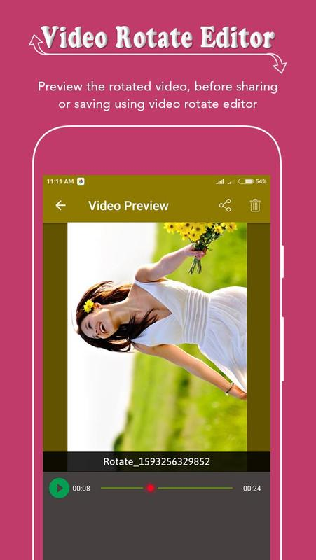 Rotate video editor for android apk download rotate video editor screenshot 4 ccuart Images