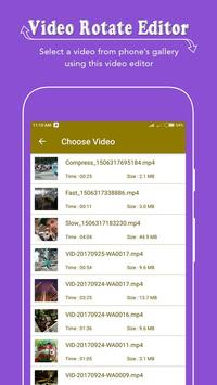 Rotate video editor for android apk download rotate video editor poster ccuart Image collections