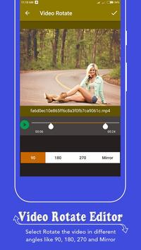 Rotate video editor for android apk download rotate video editor poster rotate video editor screenshot 1 ccuart Image collections