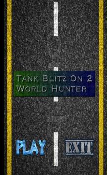 Tank Blitz ON 2 - World Hunter apk screenshot