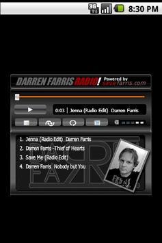 Darren Farris Radio apk screenshot