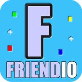 Friend IO- Friendio Networks icon
