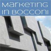Marketing in bocconi アイコン