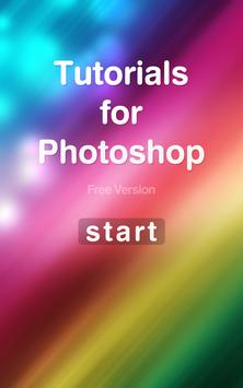Tutorials for Photoshop CS6 poster