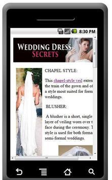 Wedding Dress Secrets poster