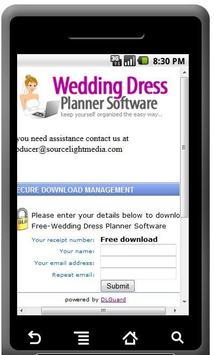 Wedding Dress Secrets screenshot 1