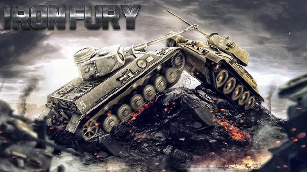Iron Fury poster