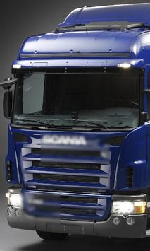 Wallpapers Scania R Series poster