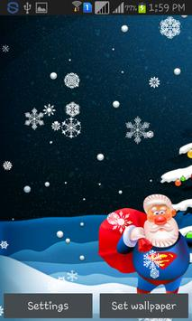 Christmas Livewallpaper apk screenshot