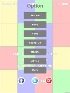 Tap The Right Color Tile screenshot 14