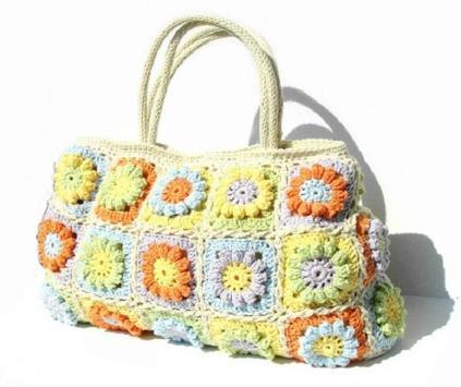 Crochet Bag Design screenshot 3