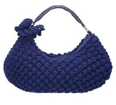 Crochet Bag Design poster