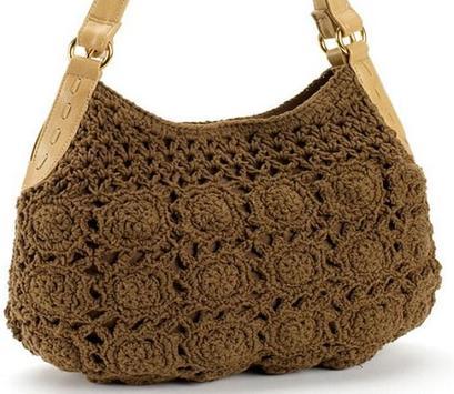 Crochet Bag Design screenshot 1