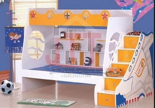 Child bedroom design apk screenshot
