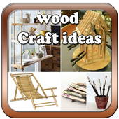 wood craft ideas icon