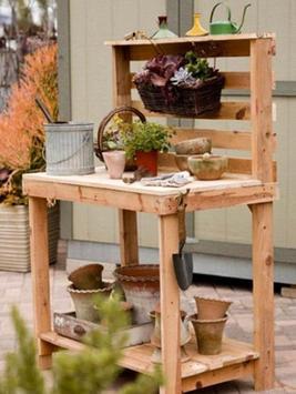 Diy pallet furniture apk screenshot