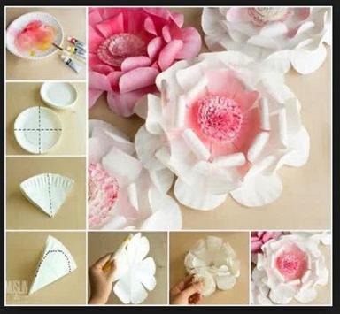 How to flower arrangement poster