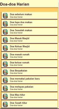 kumpulan doa doa apk screenshot