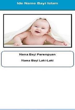 ide nama bayi dalam islam screenshot 3