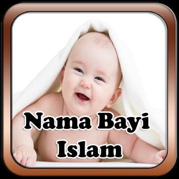 ide nama bayi dalam islam poster