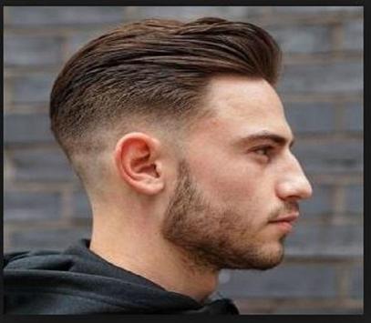 best men's hair styles poster
