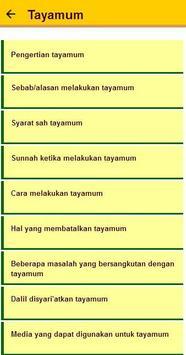 cara wudhu dan tayamum screenshot 10