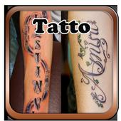 names tattoo idea icon