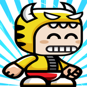 Little Monster Run icon