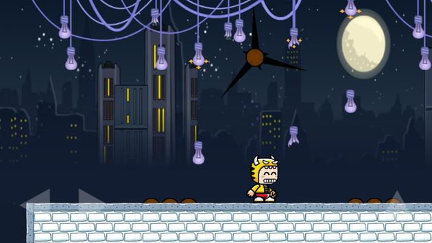 Little Monster Run apk screenshot