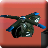 Hell Copter 3D icon