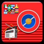 Latin Radio Free icon